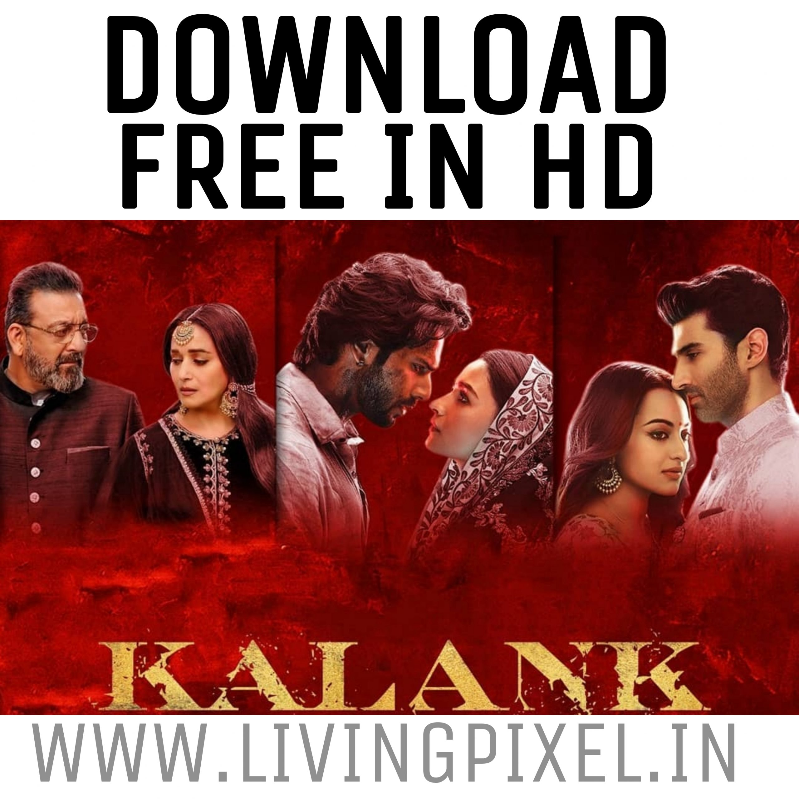 Kalank movie download dailymotion in HD